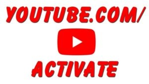Youtube.com/activate?