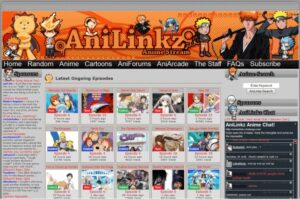 Anilinkz Overview