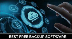 Best Backup Software for Windows 10