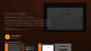 Downloader-on-Firestick