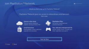 Sign-up-for-Playstation-Network