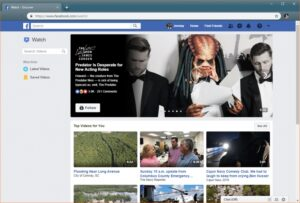 Facebook-Watch-Streaming-Site