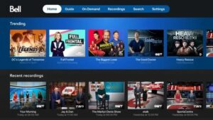 Watch Fibe TV on Apple TV