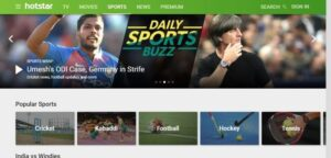 Hot-Star-Sports-Streaming-Site