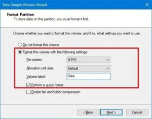 How You Can Format Hard Drive Windows 10