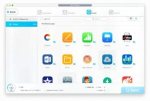 DearMob apple iphone Manager