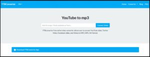 Free Online YouTube to MP3 Converter