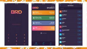 BRD-Wallet