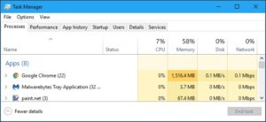 Close Game In Task Manager