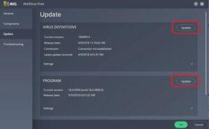 update-antivirus